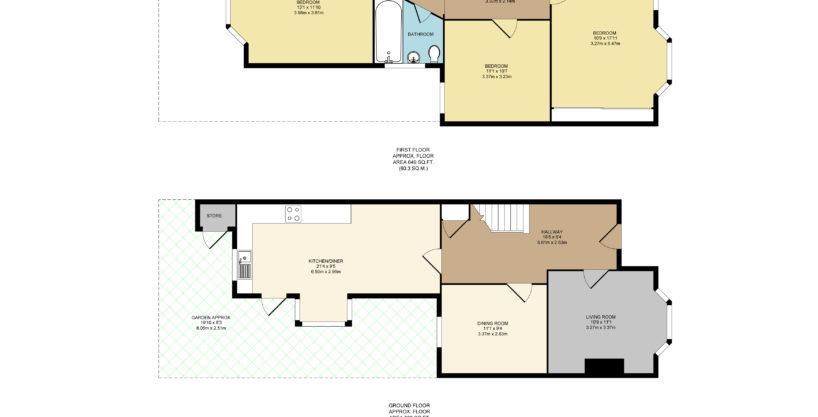 3 Bedroom House, Malvern Road, Leytonstone, E11 3DL