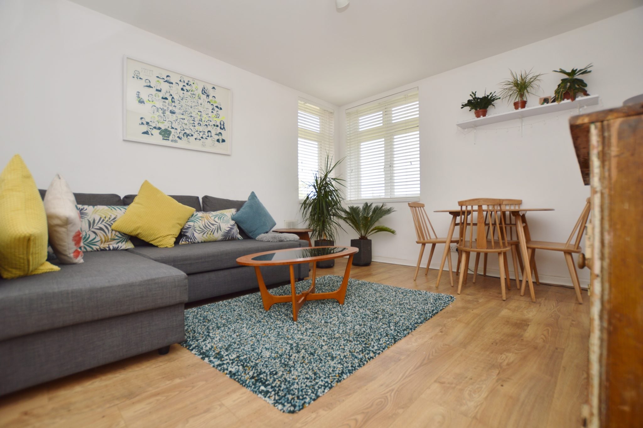 Banister House, Hackney, E9 6BT – 2 Bedroom Flat